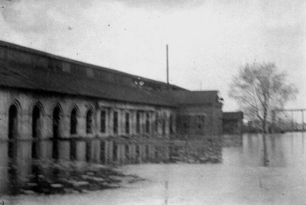 33 Нижний завод (Екатерининская фабрика) 1955 год