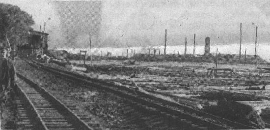 49 Топливные артерии завода 1950 год