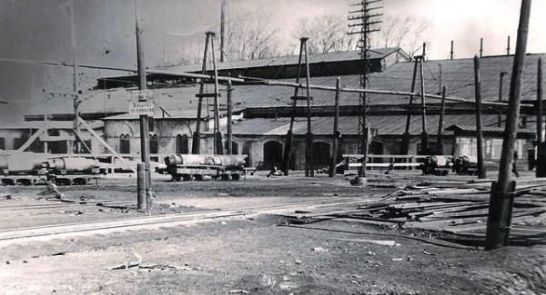 57 Демонтаж. 1955 год (предположительно)