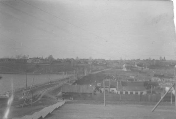 6 ОМЗ, вид с горы, 1950-е