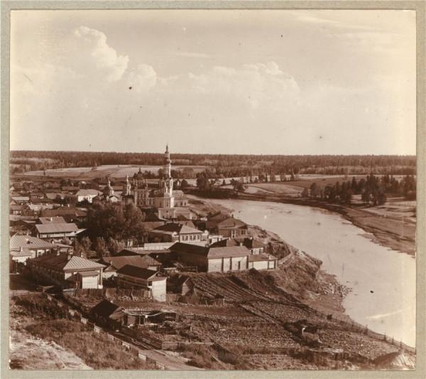 1 Верхотурье в начале 20 века, фотография Прокудина-Горского