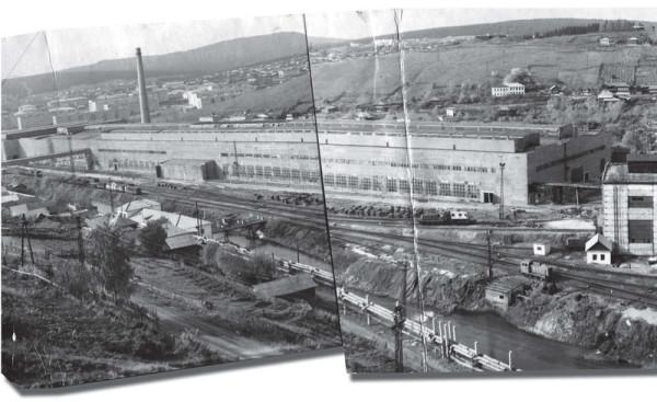 4 Прокатный цех старого металлургического завода в Нижних Сергах