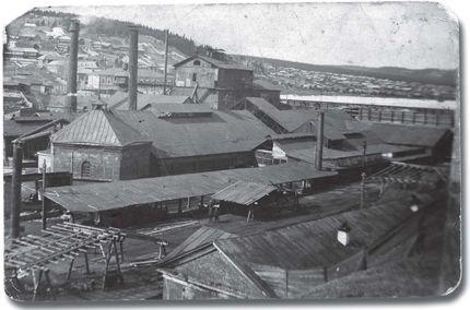 5 Старый завод. Домна. XIX в.