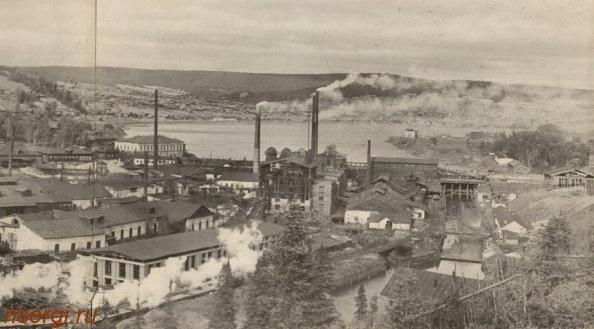 6 Завод, плотинка