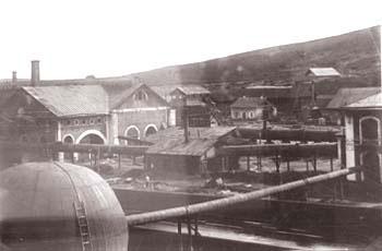 5 Водопроводные и газопроводные трубы завода