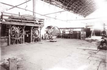 10 Локомобиль конца XIX века