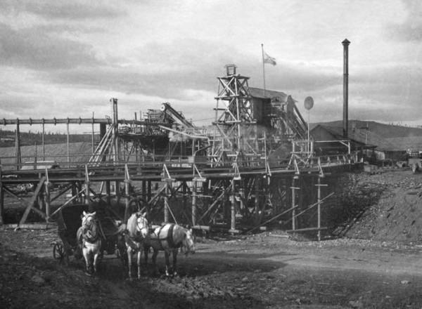17 Золотодобыча в районе Сысерти