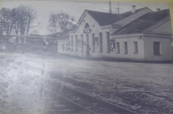 8 Вокзал станции Алапаевск II