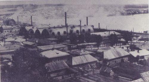 5 Верхняя Салда. Завод, поселок и пруд
