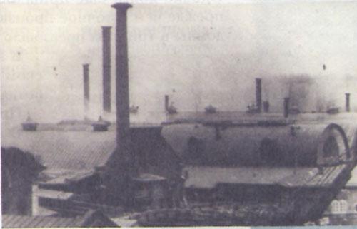 7 Мартен и прокатка на Верхнесалдинском заводе