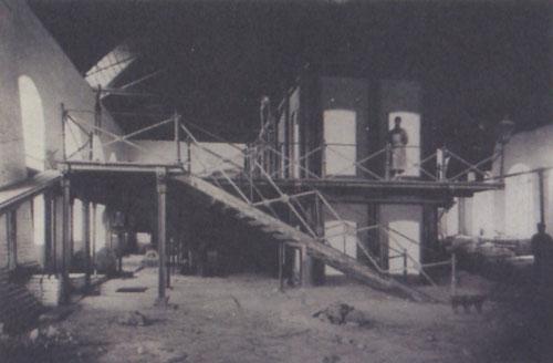 8 Мартеновская печь в конце XIX века