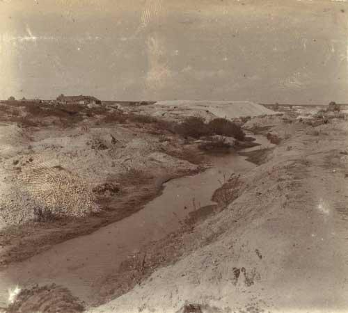4 Золотоносная речка Березовка