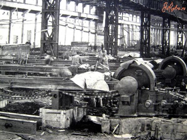 14 Новотрубный завод монтаж оборудования