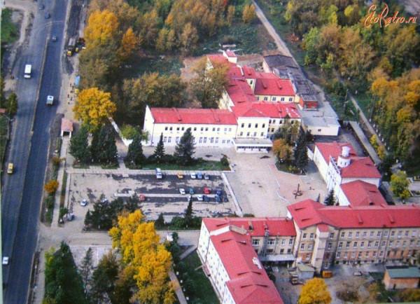 16 заводоуправление НТЗ сверху. 1993 год