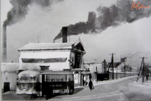 19 Площадь Старотрубного завода 1953-1956 г.