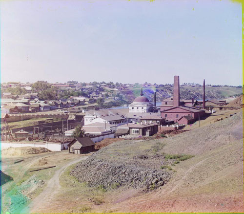 2 Каменский чугуноплавильный завод