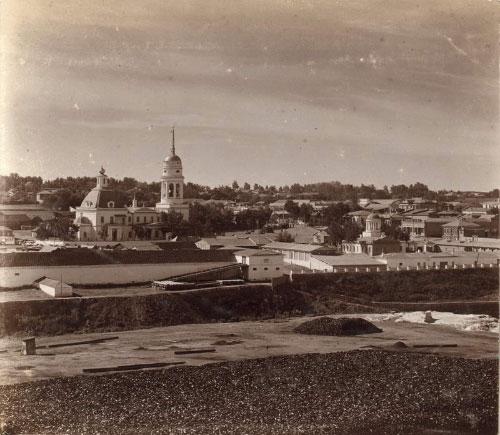 5 Поселок Каменского завода