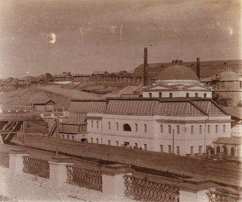 6 Главное здание Каменского завода