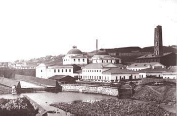 8 Корпуса Каменского завода