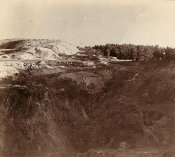 10 С. М. Прокудин-Горский. Закаменный разрез. 1909 год