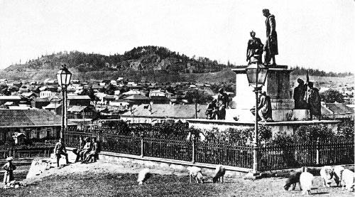 7 Тот же памятник Демидову с другого ракурса