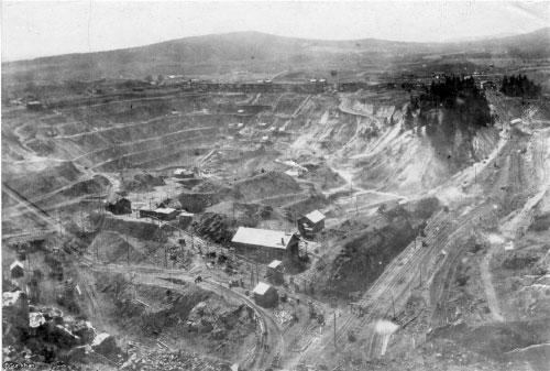 15 Карьер горы Высокой. 1933 год