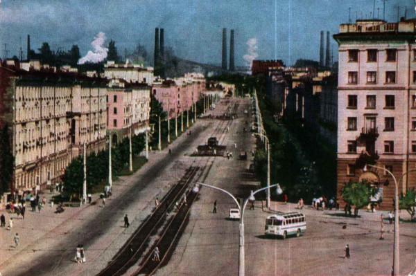 29 Нижний тагил. улица Ленина