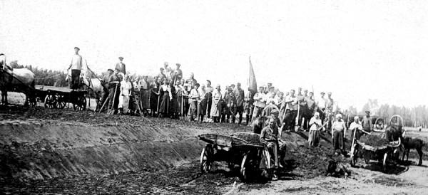 8 Строительство дороги Куртамыш - Юргамыш