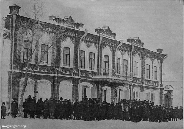 5 Здание Союза Сибирских маслодельных артелей.