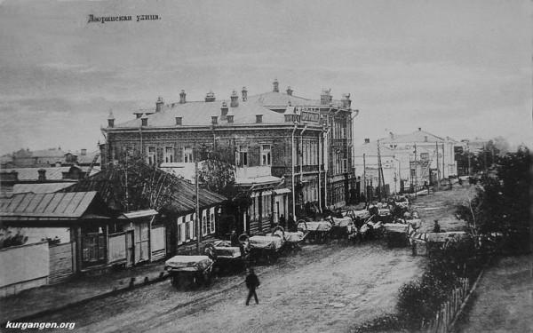 7 Улица Дворянская (Советская)