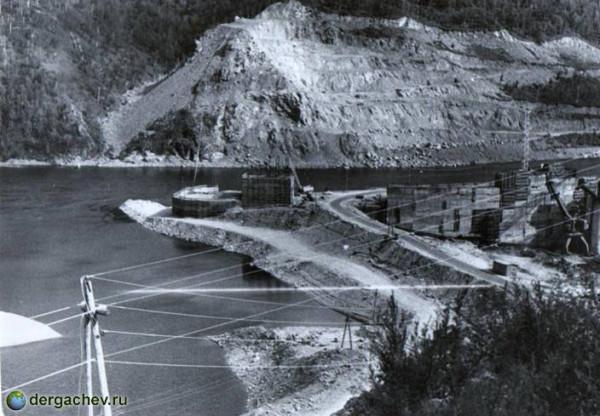 2 Строительство Зейской ГЭС