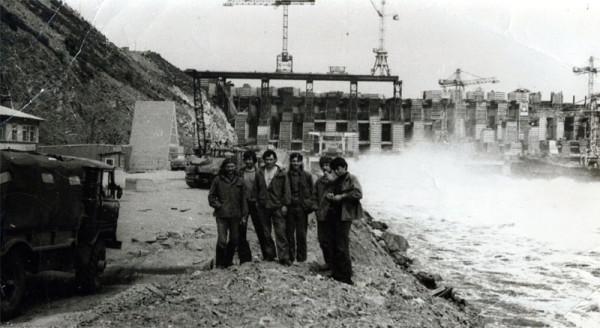 4 Строительство Зейской ГЭС