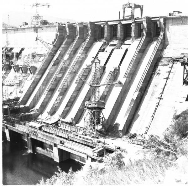 7 Строительство Зейской ГЭС