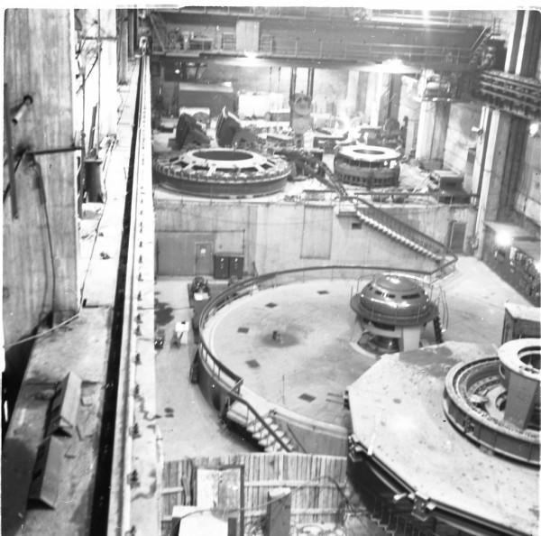 8 Строительство Зейской ГЭС