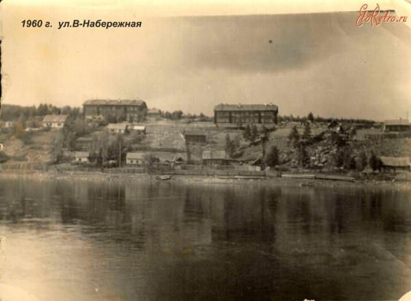 1 Вид на улицы В-Набережная и Н-Набережная с правого берега р.Тында.