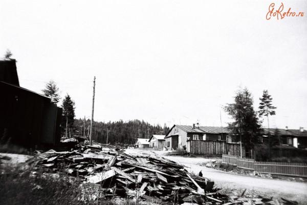 6 Дома, в которых жили работники СМУ-3 УС-1 РРЛ БАМ