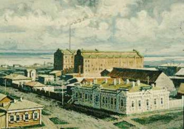 36 Алексеевские мельницы