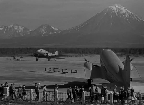 1 Аэропорт Елизово, 1963 г.