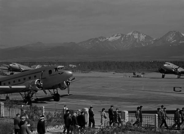 2 Аэропорт Елизово, 1963 г.