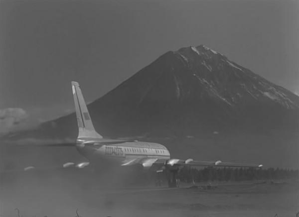3 Аэропорт Елизово, 1963 г.