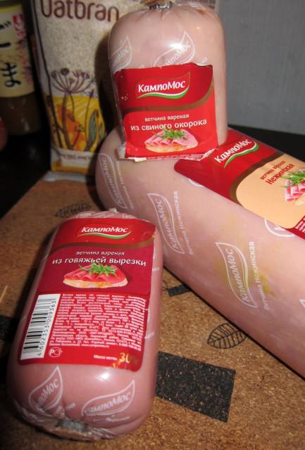 диета дюкана сосиски можно