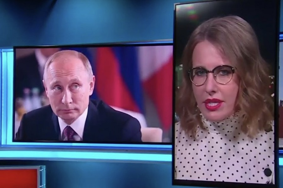 Предвыборные дебаты Путина и Собчак. Кто должен бояться больше?