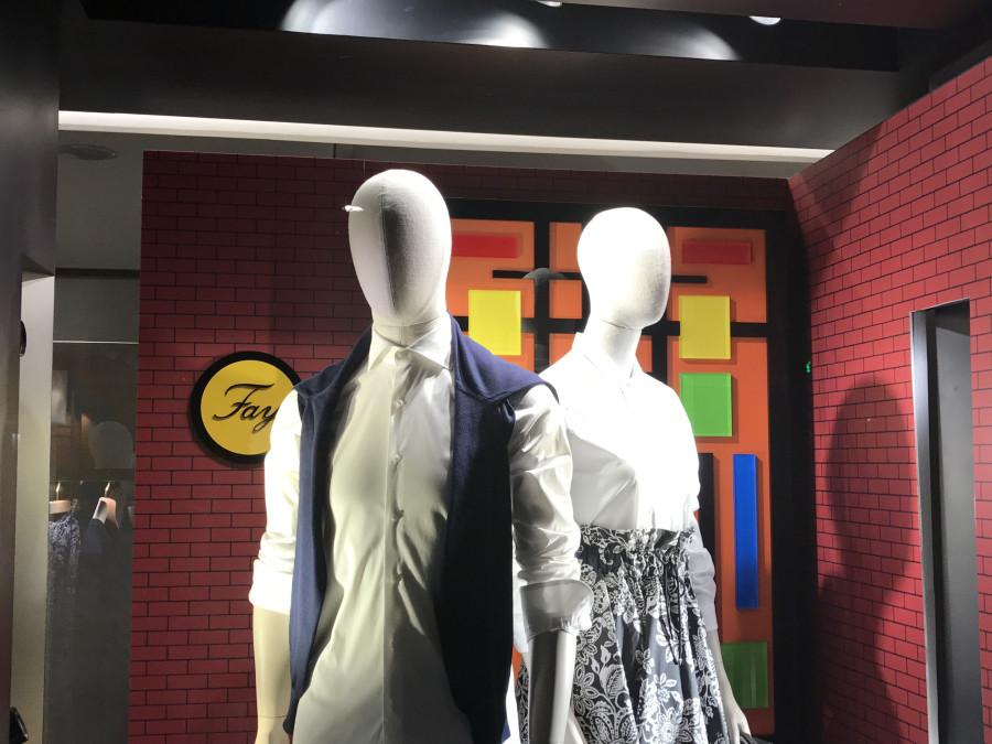 Шокирующие манекены в итальянских магазинах. Что они хотели этим сказать?