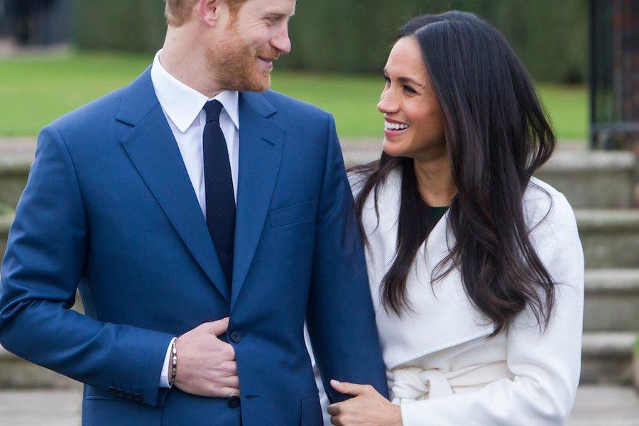 Зачем британским монархам африканская кровь или кто выбрал Гарри жену