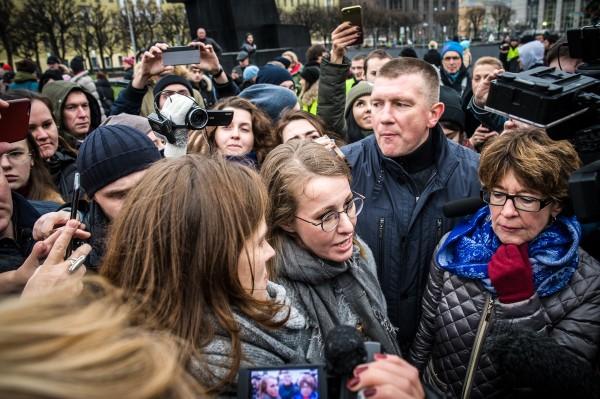 Чем пожертвовала Ксения Собчак ради президентской гонки
