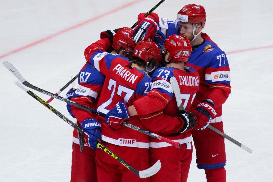 Ваши прогнозы на главный матч ОИ - хоккей Россия-США. Он-лайн обновляю