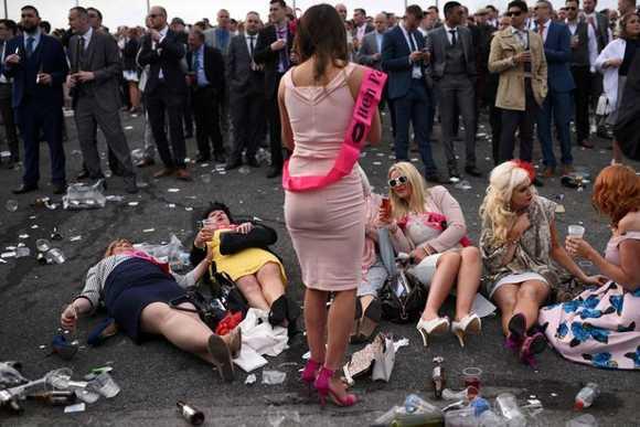 фото пяных женщин