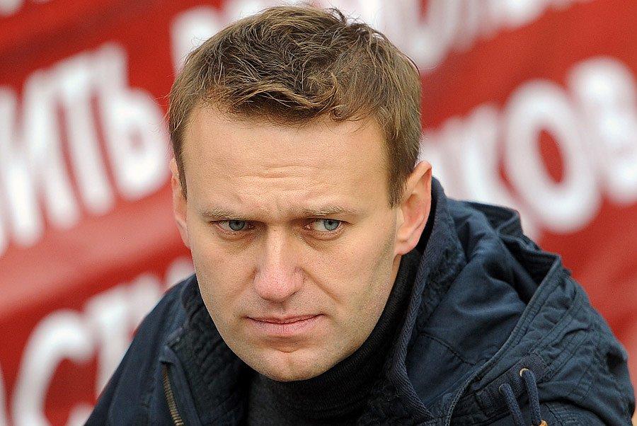 Очередная гастроль Навального на митинге против реноваций