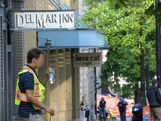 Delmar Inn and Java Cat