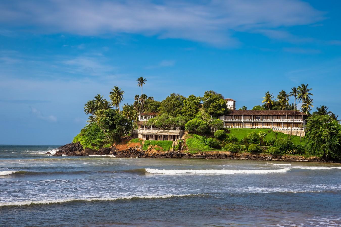 Шри-Ланка. Часть 1. Унаватуна, Галле и тропический лес Синхараджа